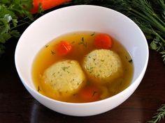 Vegetarian Saffron Matzo Ball Soup and other vegetarian Passover ...