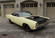 1969 1/2 Plymouth Road Runner A12 440/6bbl