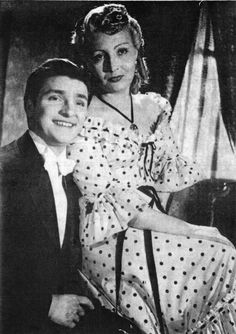 """Cahide Sonku - Zeki Müren """"Beklenen Şarkı"""" (1953)"""
