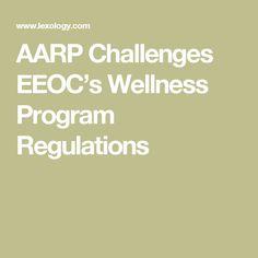 AARP Challenges EEOC