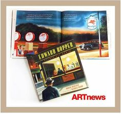 Art News reviewed EDWARD HOPPER PAINTS HIS WORLD.