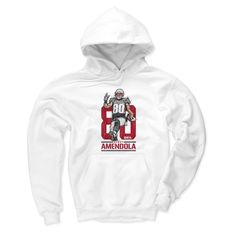 Youth New England Patriots Danny Amendola NFL Pro Line Navy Team ... 70af50b5d
