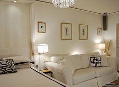 【実例】ガーリーなフランス風ワンルーム | 海外インテリア&お部屋実例集