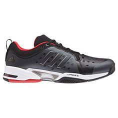 separation shoes e9e98 f1814 The adidas Barricade Classic Men s Tennis Shoe men s tennis shoe is  comfortable, breathable, and