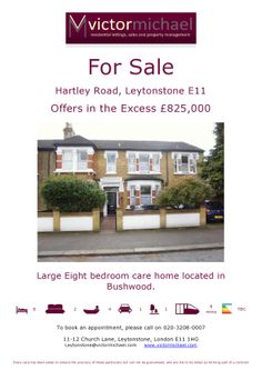 for similar properties in East London or West Essex visit our website www.victormichael.com
