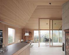 House on Schopfacker in Trogen, Switzerland | bernardobader.com