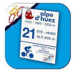 Een bijzonder aandenken aan Alpe d'HuZes 2013