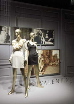 #Saks #RalphPucci #windows #Nyc #Valentino