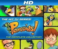 Amazon.com: 3-2-1 Penguins! [HD]: Season 1, Episode 6 Practical Hoax [HD]: Amazon Instant Video