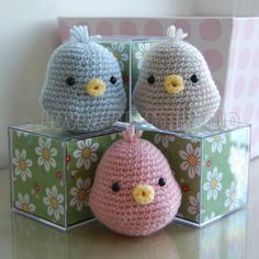 Bird Gurumi Crochet Pattern. $3,00, via Etsy.
