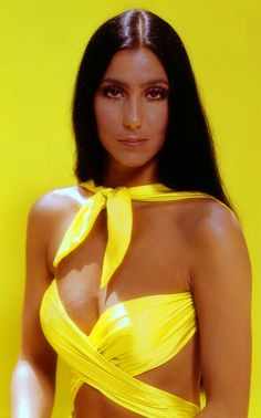 Cher (saw Sonny and Cher perform LIVE in 1972)  she looked just like this!  gorgeous