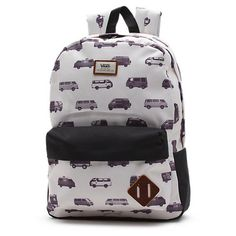 Old Skool II Backpack ( 35) ❤ liked on Polyvore featuring men s fashion 49db4ec827f1b