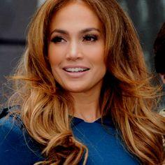 I want a similar hair color to Jennifer Lopes