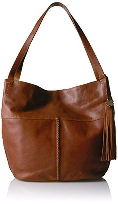 def56061b107 This Lucky Brand Napa Tote features braided detailling