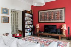 Квартира в Хамовниках с лепниной и ковром ручной работы . Изображение № 1.