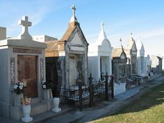 Going to a cemetery on vacation is weird, but the ones in NOLA are so beautiful..