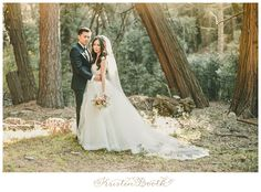 California Fairytale Forest Wedding Portraits {Quinn and Sean}