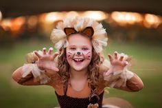 ***Please read shop announcement for current processing times and current information. Your little lady will look absolutely adorable in this Lion costume tutu dress which Includes matching headband with ears. A perfect gift for the little girl who loves to play dress up, for a