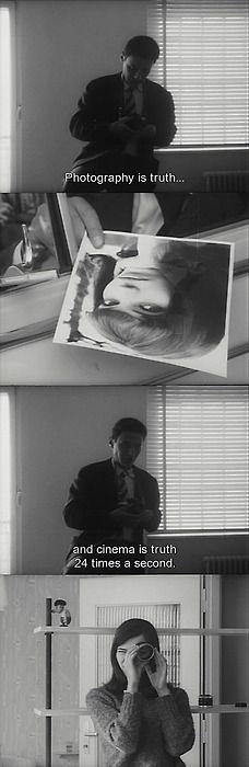 Le Petit Soldat, 1963 (dir. Jean-Luc Godard). #film #french #blackandwhite