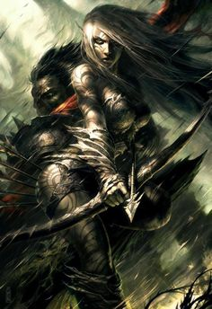 Artwork by Raymond Swanland