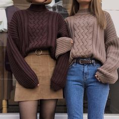 Just like sweaters