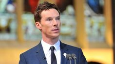 Benedict Cumberbatch is related to Richard III, scientists say | UK news | The Guardian...Also video of Benedict reading a poem at Richard's reburial.