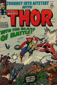 Journey into Mystery #117, Thor