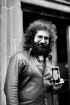 Jerry Garcia Newcastle City Hall 1972