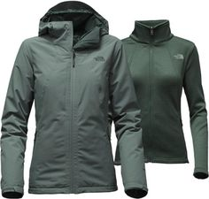 The North Face Women's Highanddry Triclimate Insulated 3-in1 Jacket