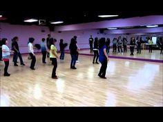 No Trespassing ~ Gloria Stone - Line Dance (Walk thru & Danced)