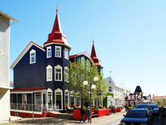 A glimpse of Iceland – Akureyri