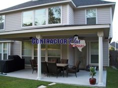 Covered Patios - Patio Builder