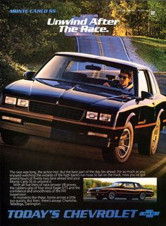 Chevrolet Monte 1986