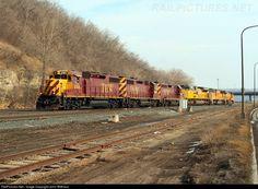 RailPictures.Net Photo: TCW 2301 Twin Cities & Western Railroad EMD GP39-2 at Saint Paul, Minnesota by John Witthaus