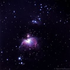 The Great Orion Nebula by Björn Hoffmann on 500px