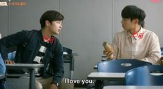 This is what you call bromance! ♥ :P #BecauseitstheFirsttime #ChoiMINHO #KimMINJAE #TaeO #JiAn #bromance ^_^