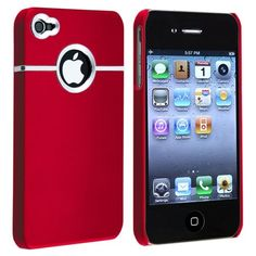 Snap-on Rubber Coated Case compatible with Apple