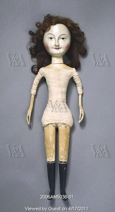"""""""Лорд Клэпхем"""" без одежды. Англия. 1690 г."""