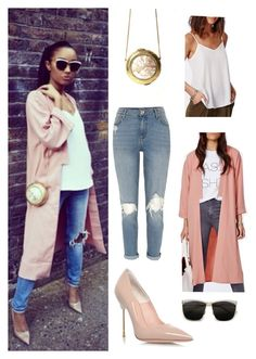 """""""Leigh-Anne Pinnock exact #36"""" by ilikewarmhugsolaf ❤ liked on Polyvore featuring Kurt Geiger, River Island, Missguided, Christian Dior, women's clothing, women, female, woman, misses and juniors"""