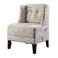 Found it at Wayfair - Rodolph Wingback Chair