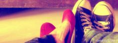 cute love shoes together lovers cool facebook timeline covers