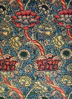 Medway, Textile design, 1883-84 morris