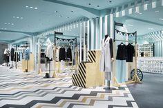 Seibu Shibuya by Nendo #retail #design