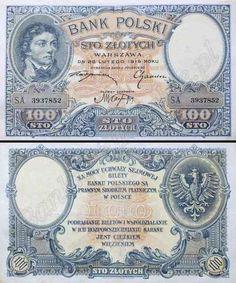 Największy, kompletny, w pełni ilustrowany spis banknotów polskich od początku XX wieku. Banknoty przedstawiono w dokładnie opisanych seriach. Scrapbooks, World, Barbie, Money, Report Cards, Poland, Stop It, Coins, Literatura