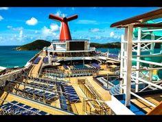 Carnival Liberty Cruise Ship Video Tour 2014 - Cruise Fever