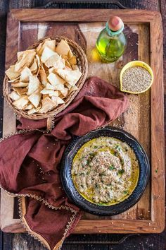 This rich and delicious Baba Ghanoush is a Middle Eastern classic and the perfect vegetarian appetizer for any occasion! (It can be also be made vegan. Vegetarian Appetizers, Best Appetizers, Appetizer Recipes, Veggie Side Dishes, Vegetable Sides, Roasted Eggplant Dip, Eastern Cuisine, Ramadan Recipes, Appetizer Plates