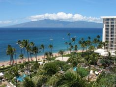 Westin Kaanapali Beach, Hawaii - Honeymoon December 1992