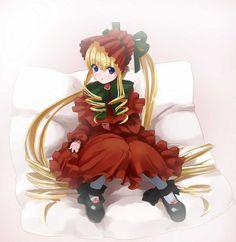 "shinku rozen maiden | rozen maiden ""shinku"" by the-anime1"