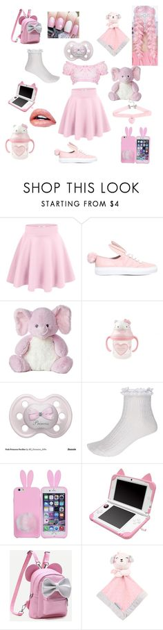 """Pink lover mdlg"" by jiselavelez ❤ liked on Polyvore featuring Minna Parikka, Hello Kitty, River Island, Carter's, Pink and mdlg"