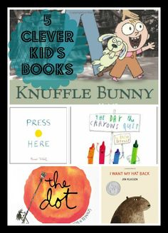 5 Cleverist Kid's Books That Even Adults Will Love